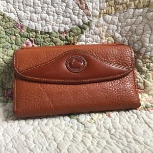 VTG Dooney & Bourke AWL Wallet